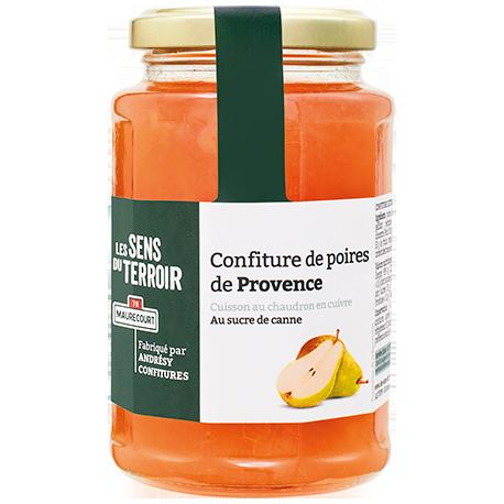 Confiture de poires de Provence