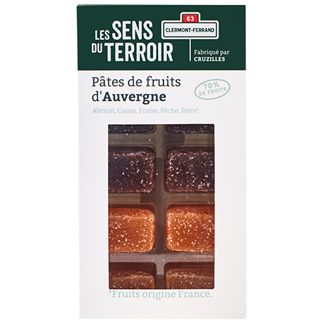 Pâtes de fruits d'Auvergne