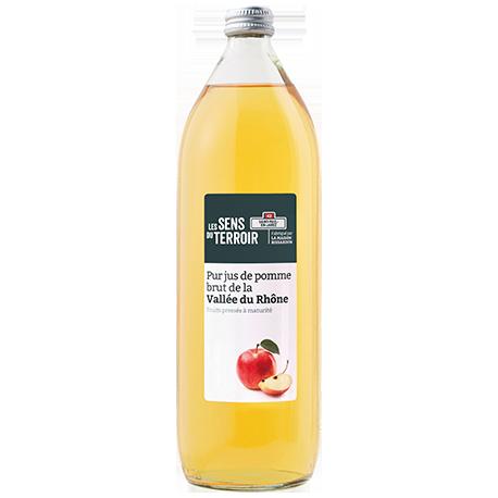 Pur jus de pomme de la Vallée du Rhône